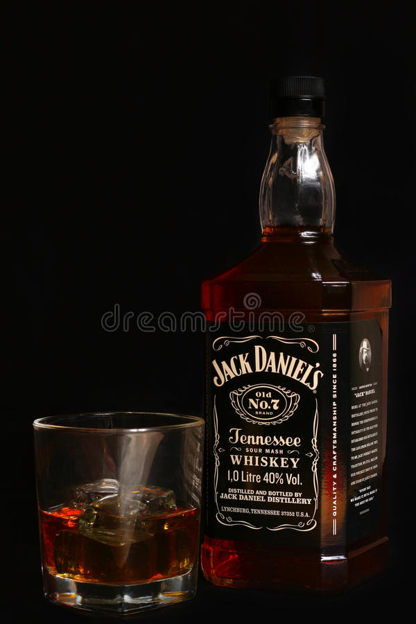 Jack Daniels stock photography
