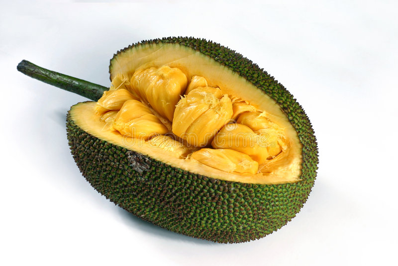 Jack-fruit imagen de archivo libre de regalías