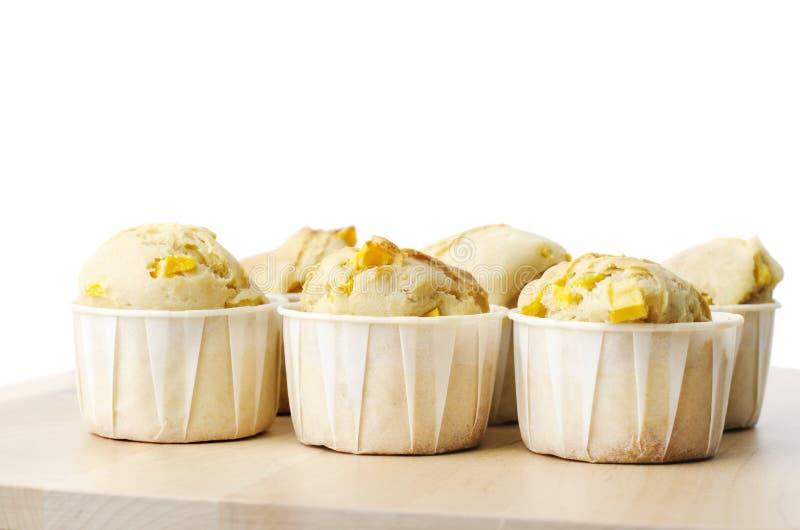 Jack Fruit Muffins Stock Photos