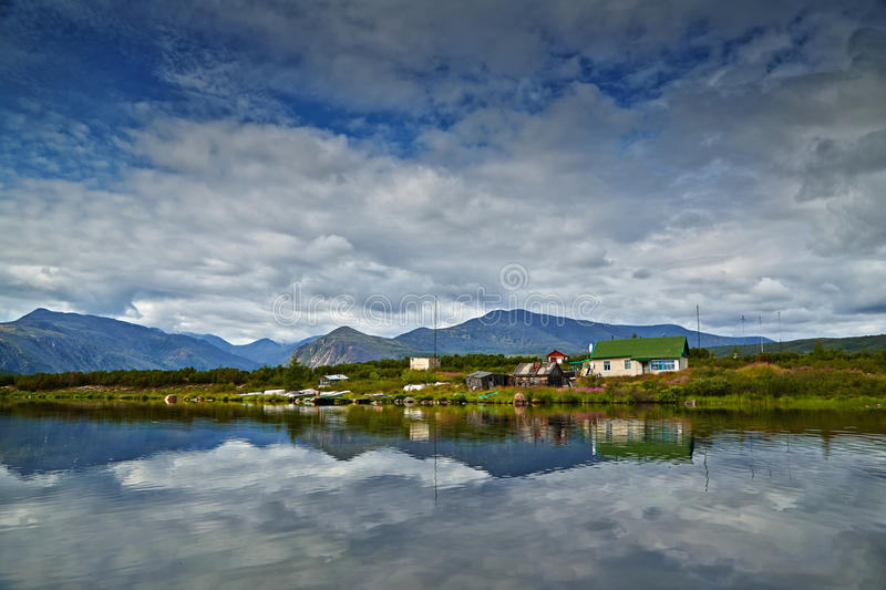 Download Jack London's Lake. Small House On Island. Reflexions Stock Photo - Image of beautiful, house: 62984210
