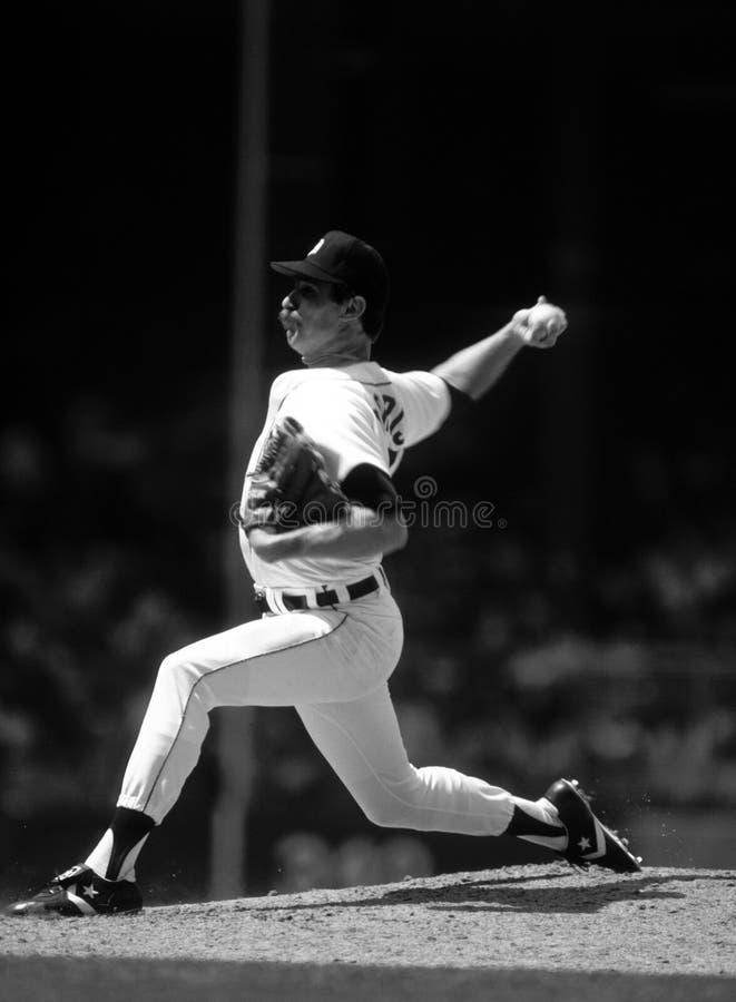 Jack Morris Detroit Tigers fotografía de archivo libre de regalías
