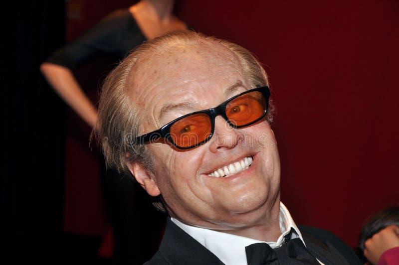 Jack Nicholson στοκ φωτογραφίες