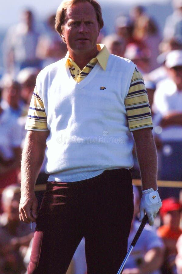 Jack Nicklaus, golfista de PGA foto de archivo libre de regalías