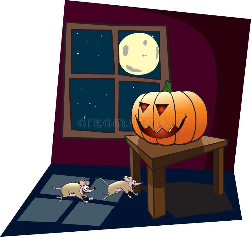 Download Jack-O-Lantern stock vector. Illustration of illustration - 15944003