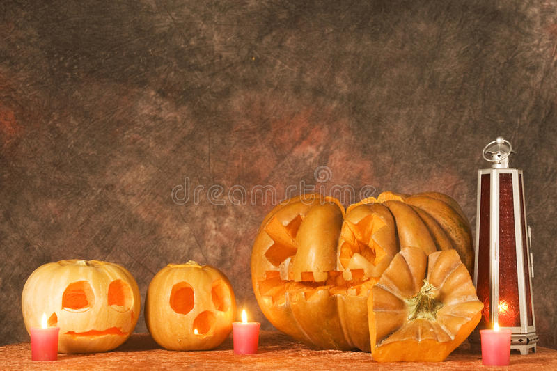 Download Jack o lantern stock image. Image of dark, vegetables - 22020155