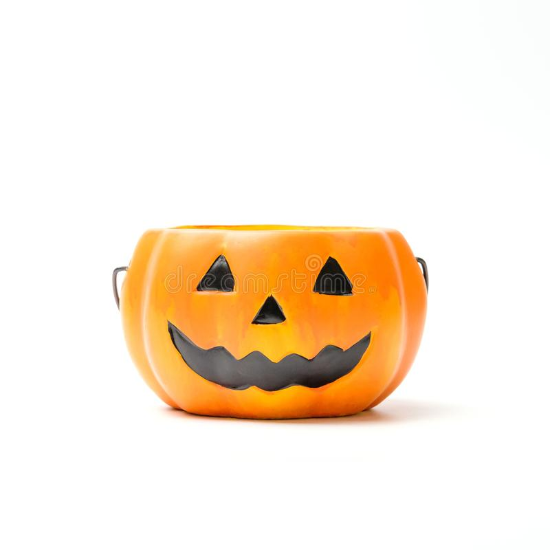 Free Jack-o-lantern Glass Jar Royalty Free Stock Photos - 103038558