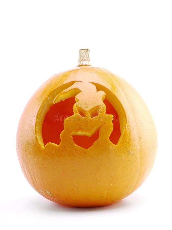 Download Jack-o-lantern pumpkin stock photo. Image of autumn, scary - 25492510