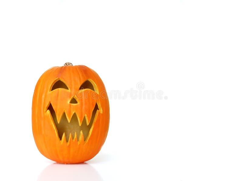 Jack O Lantern Pumpkin royalty free stock image