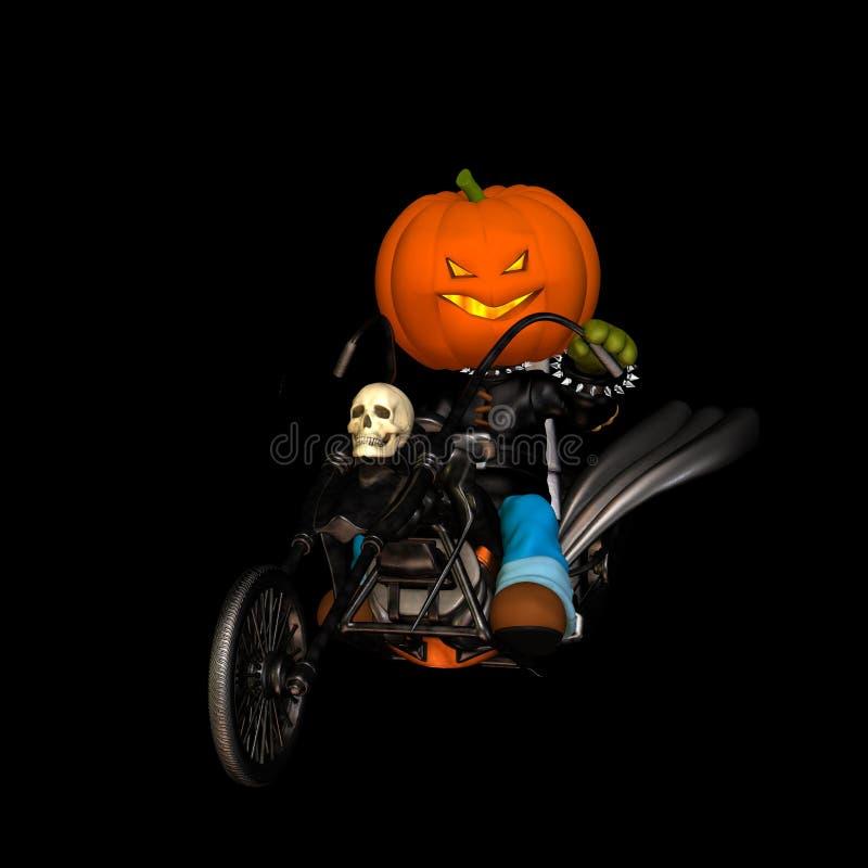 Download Jack O' Lantern Scarecrow Chop Stock Illustration - Image: 3179403
