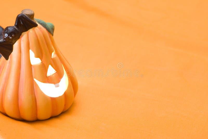 Jack-o-lanterna di Halloween fotografia stock libera da diritti