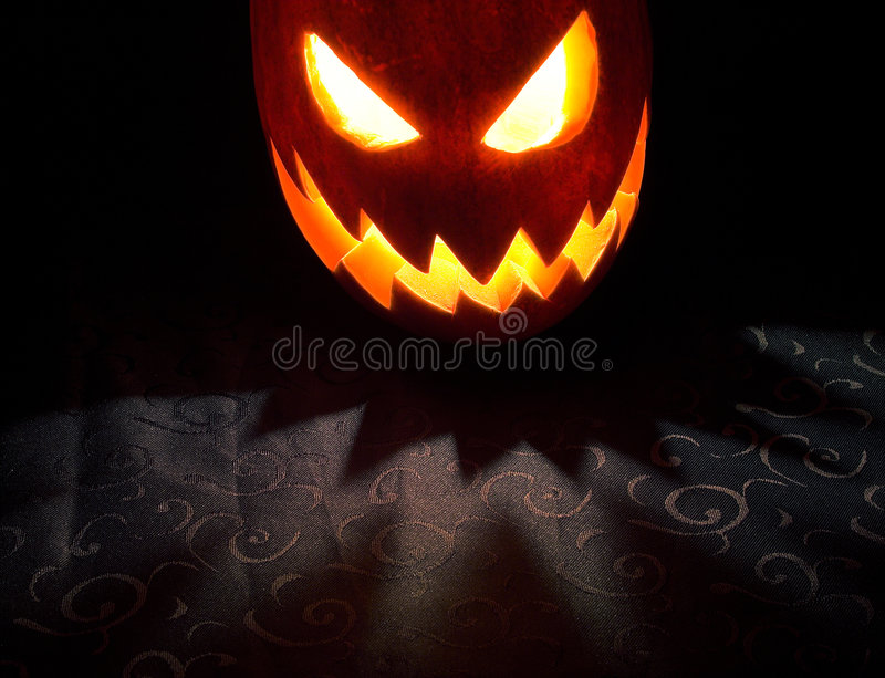 Jack-O-Laterne 2 stockbild