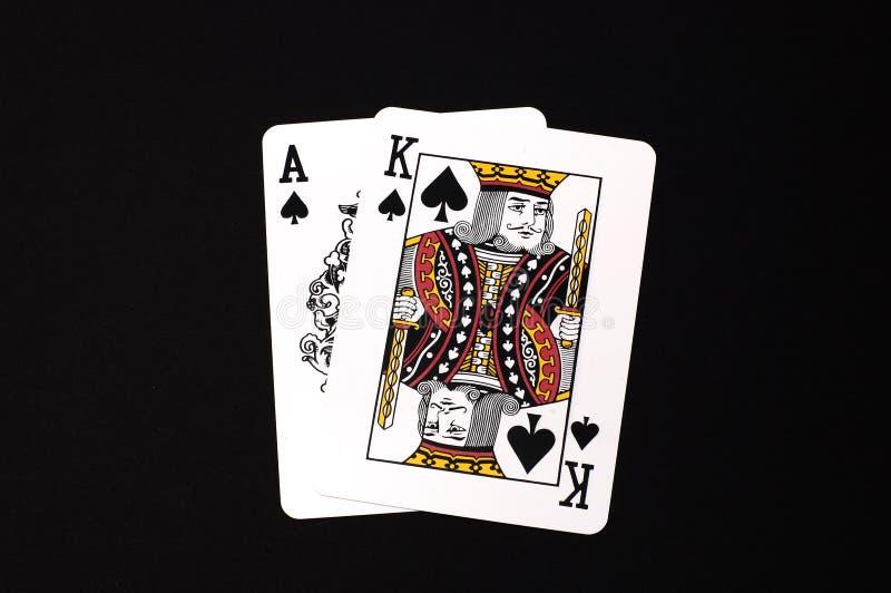 Jack preto imagem de stock