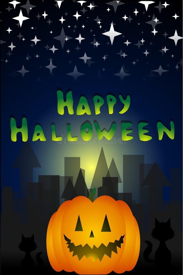 Jack pumpkin royalty free stock image
