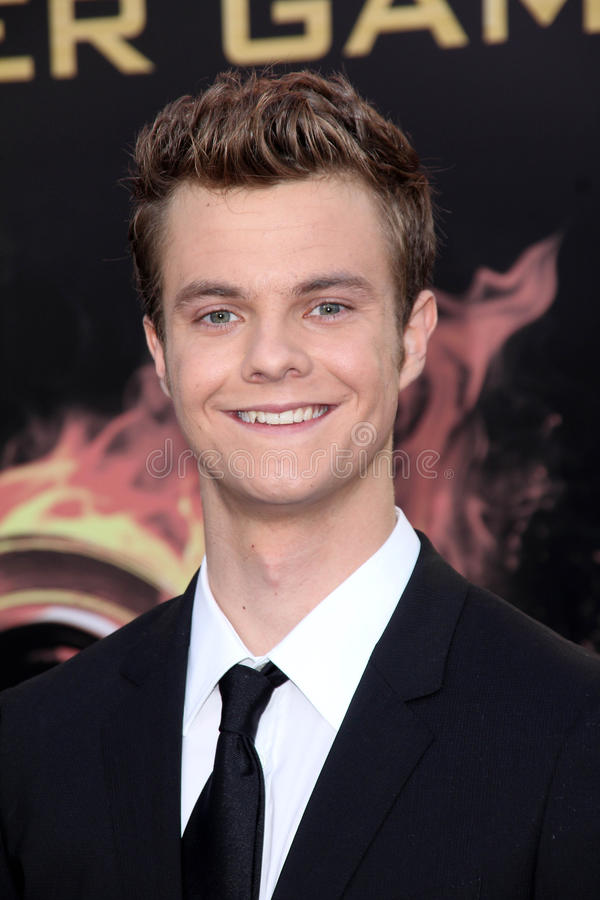 Download Jack Quaid editorial stock photo. Image of quaid, premiere - 25258623
