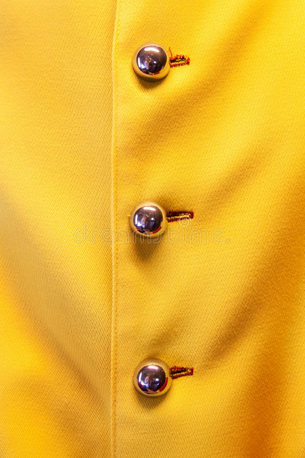 Download Jacket Buttons Stock Photo - Image: 20651790