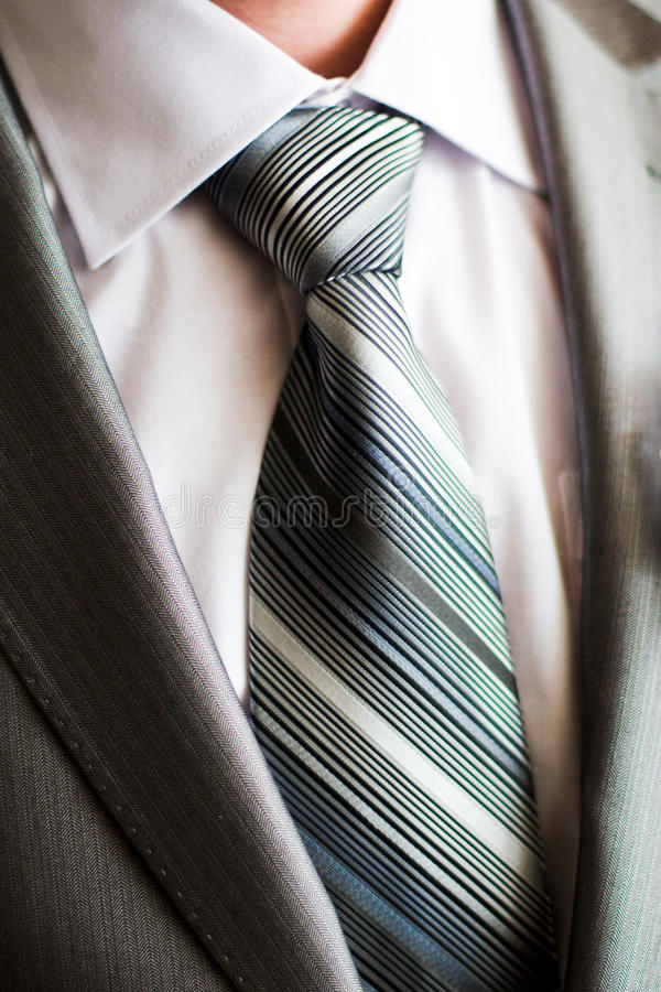 Download Jacket detail stock photo. Image of necktie, luxury, jacket - 15264806
