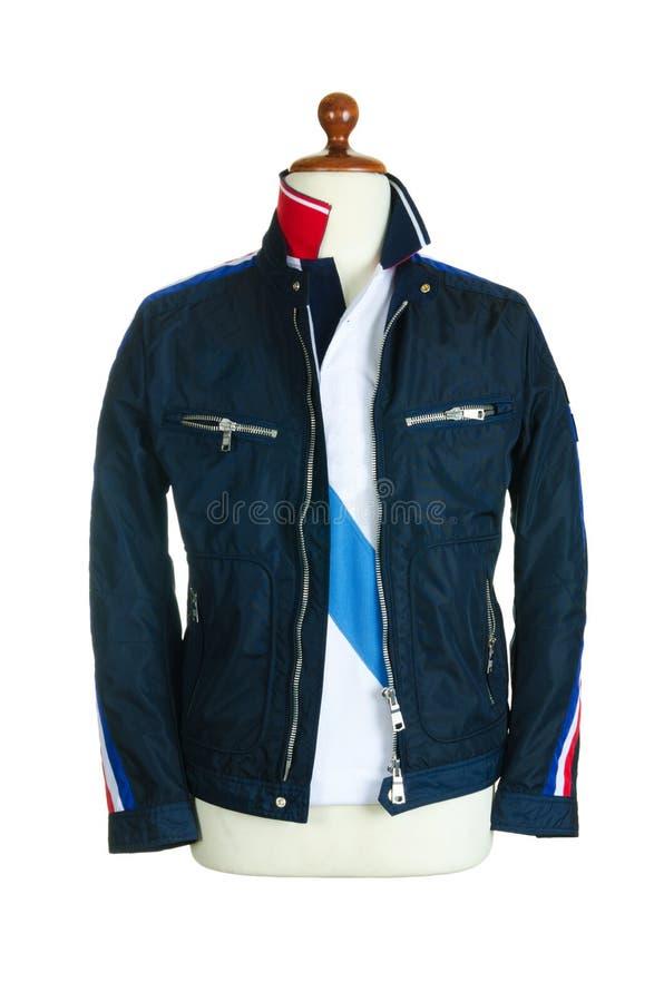 Jacket Isolerade Royaltyfria Bilder