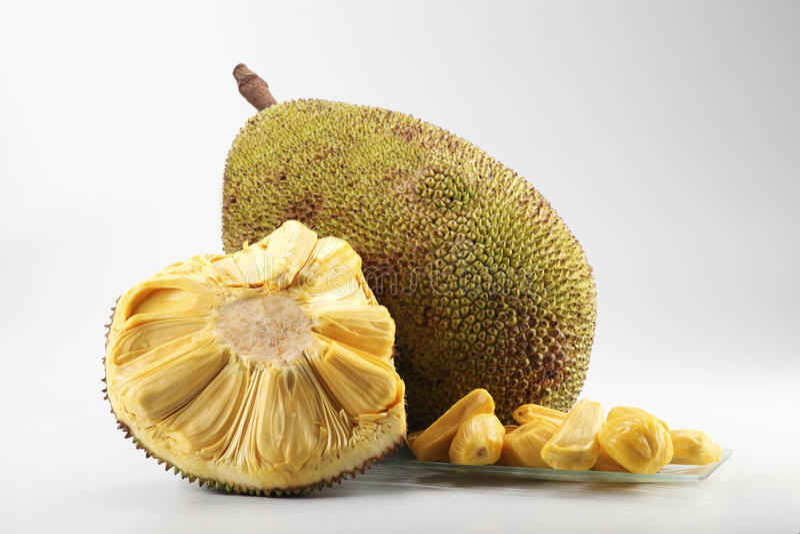 Jackfruit fotografia stock