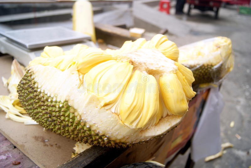Jackfruit arkivbilder