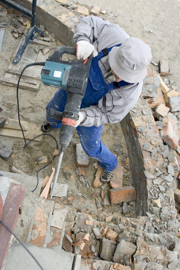 Jackhammer photo stock