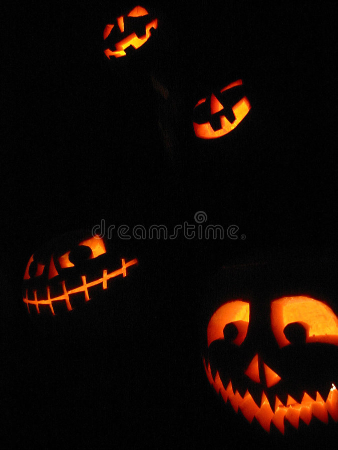Download Jackolanterns Royalty Free Stock Photos - Image: 143088