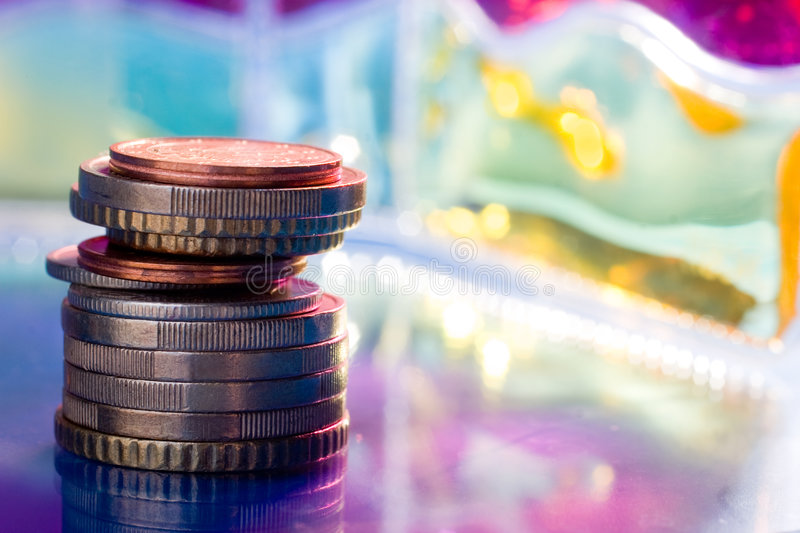 Download Jackpot stock photo. Image of economy, bill, change, object - 8491642