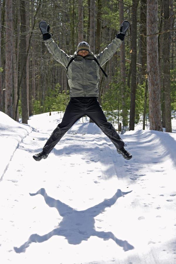 jacks jumping zdjęcia royalty free