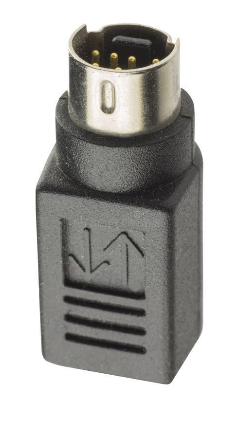 Jacks and plugs for communication royalty free stock image