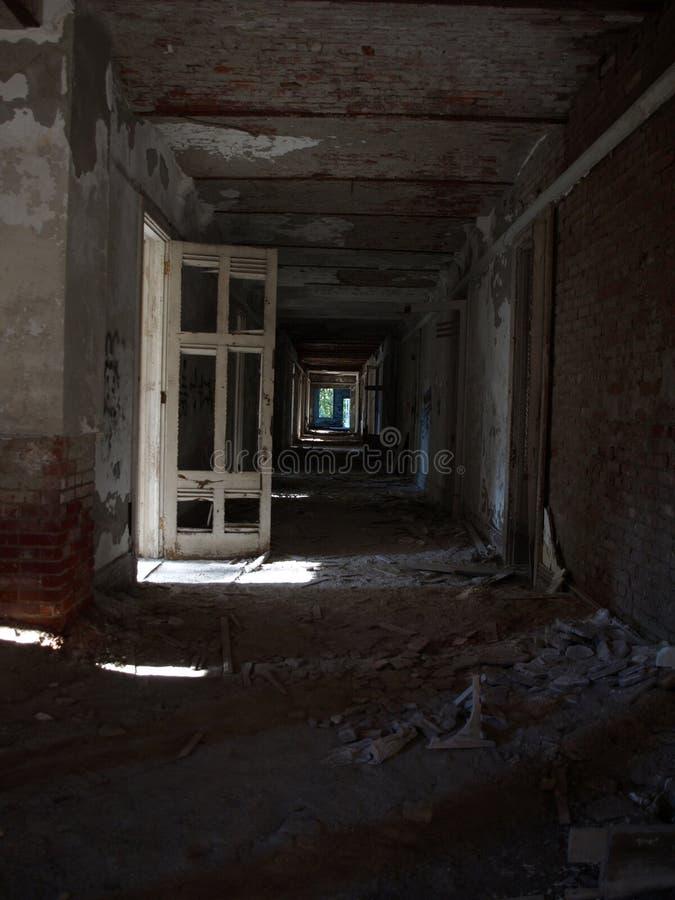 Jackson Sanitarium imágenes de archivo libres de regalías