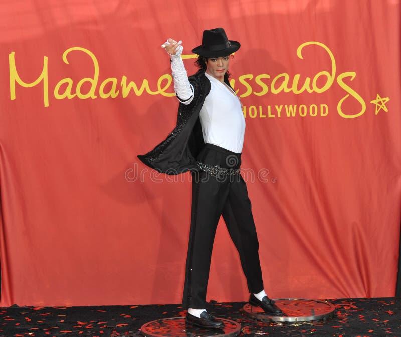 Jacksons, Michael Jackson stock afbeelding