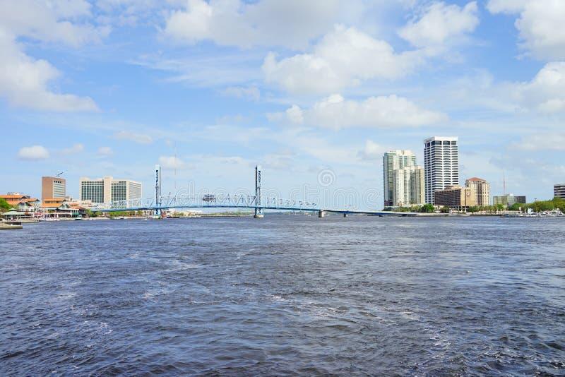 Jacksonville céntrica imagenes de archivo