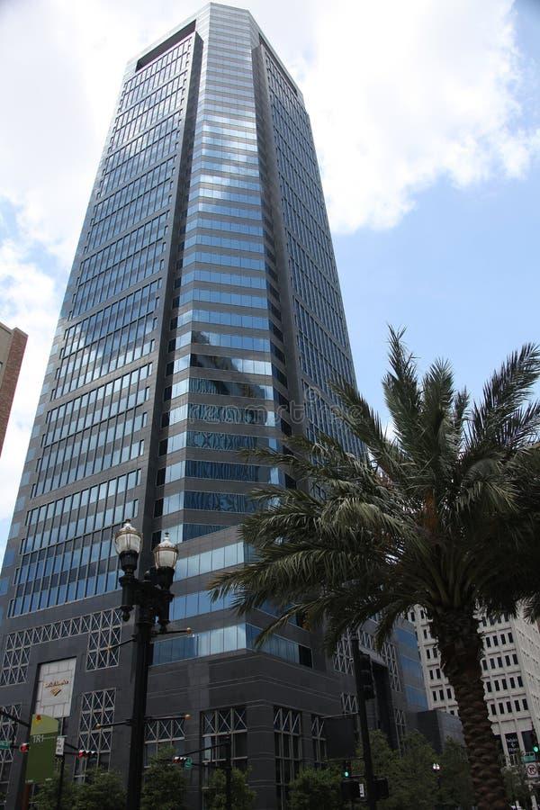 Jacksonville city stock image