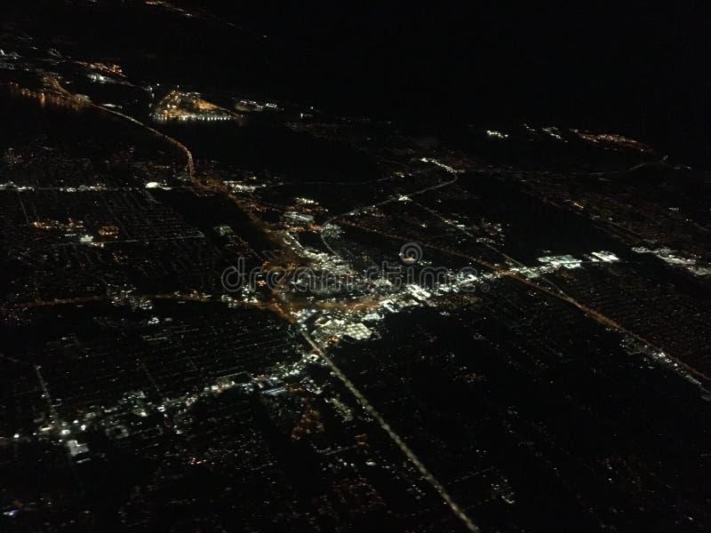 Jacksonville da de sky immagine stock libera da diritti