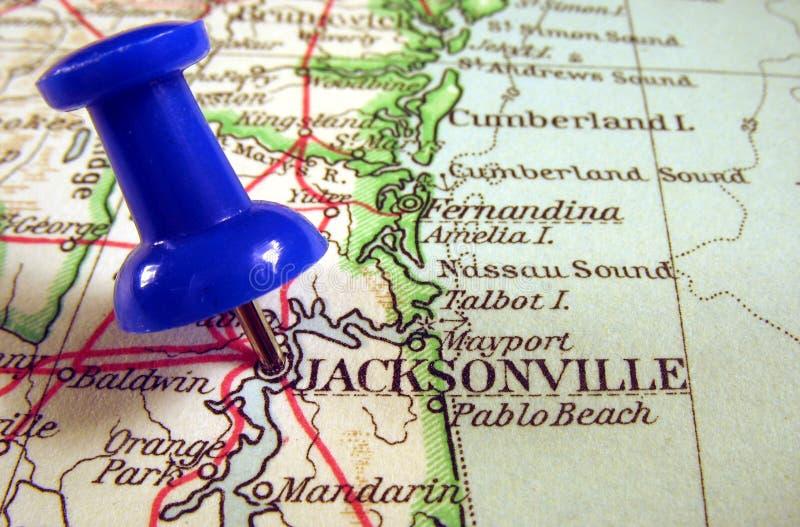 Jacksonville, Florida fotografia de stock