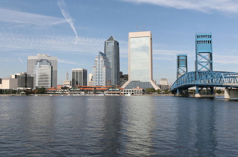 Jacksonville, Florida royalty free stock photography