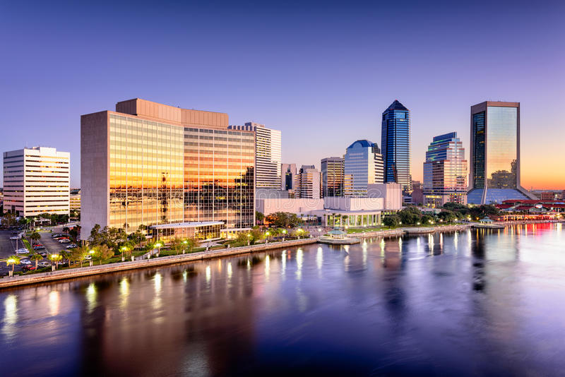Jacksonville, Florida, USA stock photo