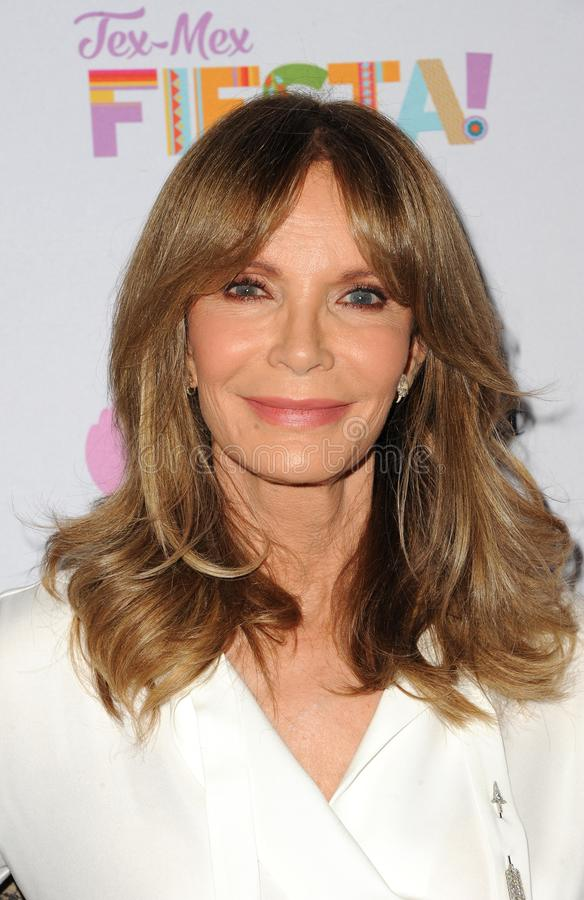 Jaclyn Smith. At the Farrah Fawcett Foundation`s Tex-Mex Fiesta held at the Wallis Annenberg Center in Beverly Hills, USA on September 6, 2019 royalty free stock image