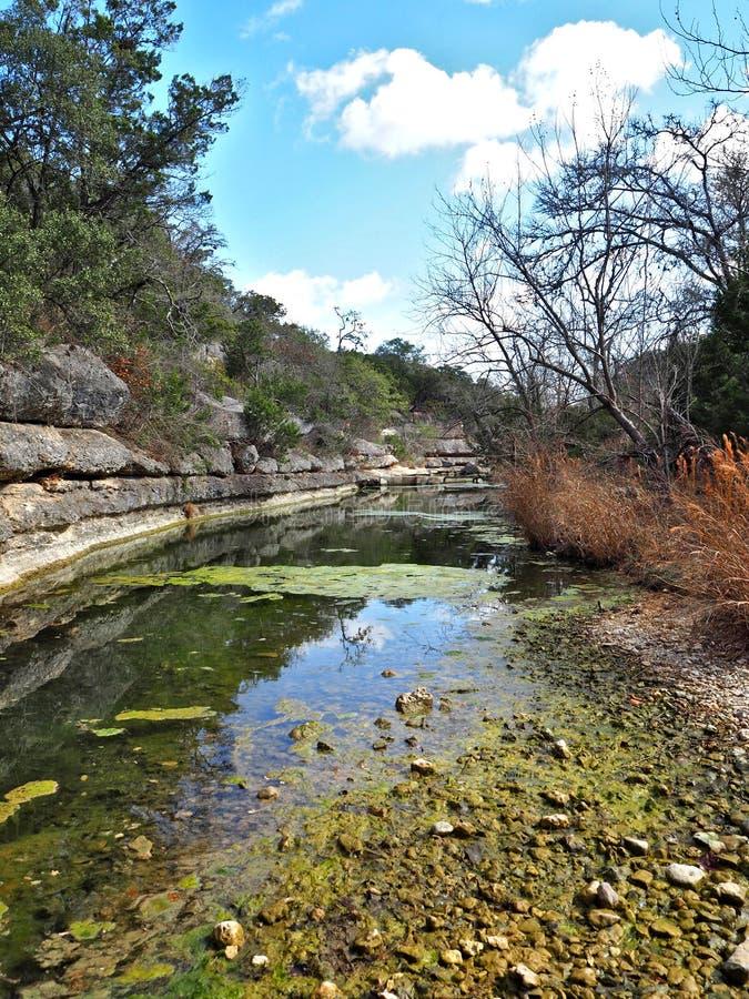 PAVAN MICKEY: Jacobs Well at Wimberley, Texas