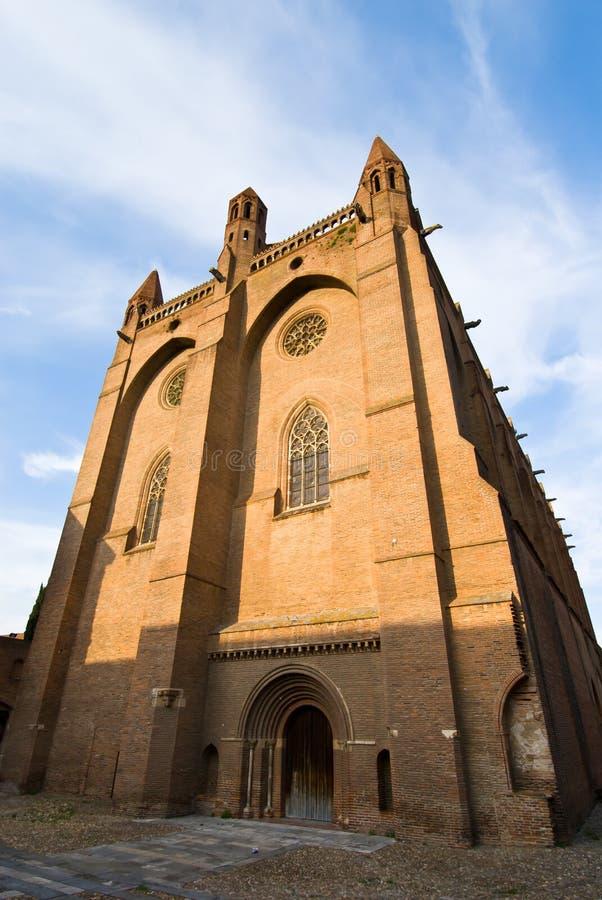 jacobins церков снаружи стоковая фотография rf