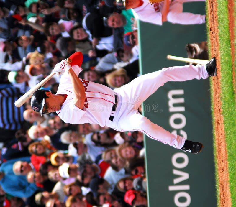Jacoby Ellsbury -- Boston Red Sox stock photography