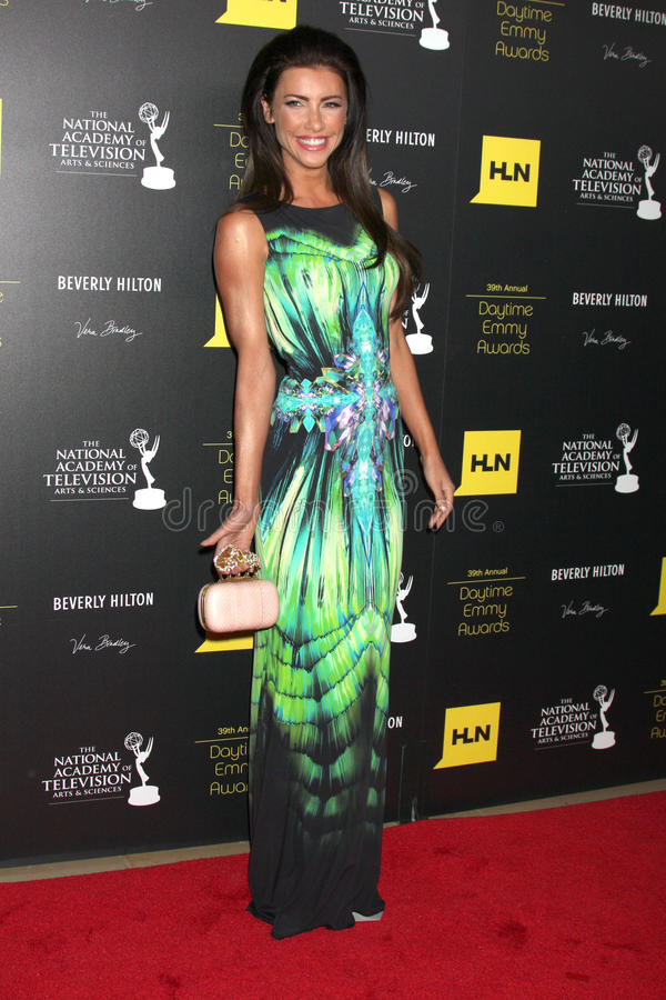 Download Jacqueline MacInnes Wood Arrives At The 2012 Daytime Emmy Awards Editorial Photo - Image: 25586771