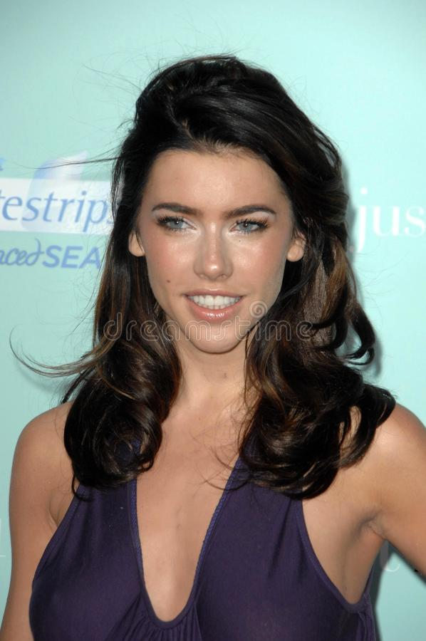 Download Jacqueline MacInnes Wood At The World Premiere Of 'He's Just Not That Into You'. Grauman's Chinese Theatre, Hollywood, CA. 02-02-0 Editorial Stock Image - Image: 22860649