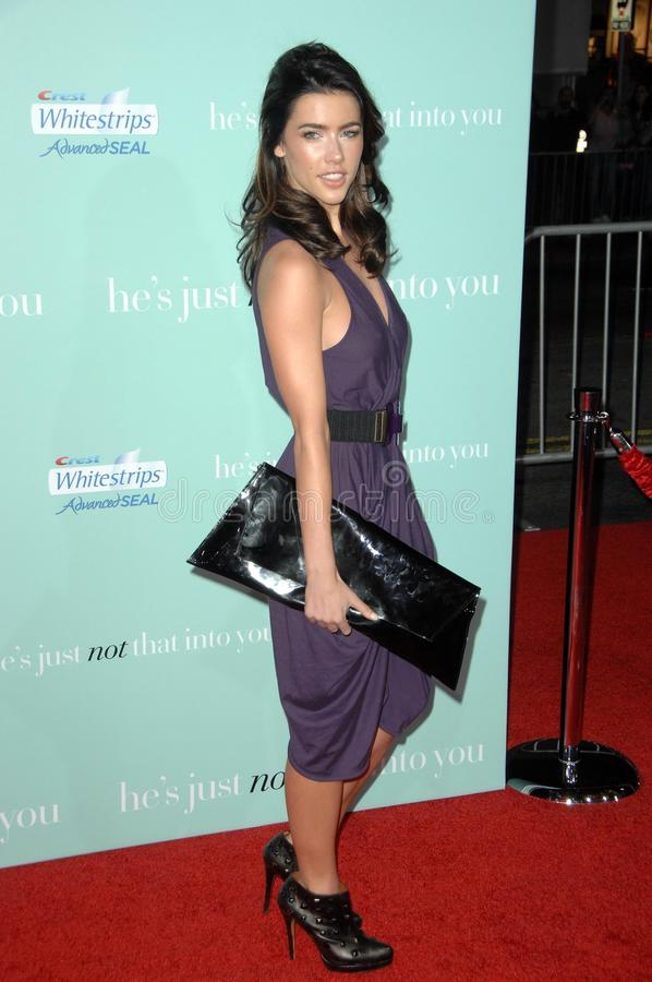 Jacqueline MacInnes Wood At The World Premiere Of  He S Just Not That Into You . Grauman S Chinese Theatre, Hollywood, CA. 02-02-0 Editorial Image