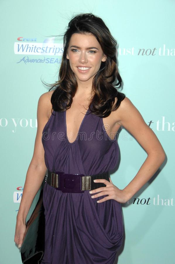 Jacqueline MacInnes Wood At The World Premiere Of  He S Just Not That Into You . Grauman S Chinese Theatre, Hollywood, CA. 02-02-0 Editorial Photo