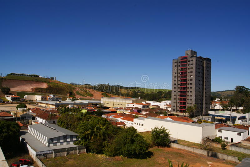 Jacutinga Minas Gerais Brasil fotografia stock libera da diritti