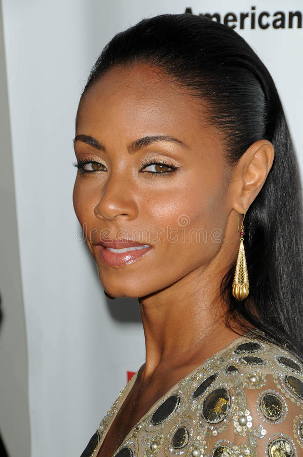Jada Pinkett Smith photos libres de droits