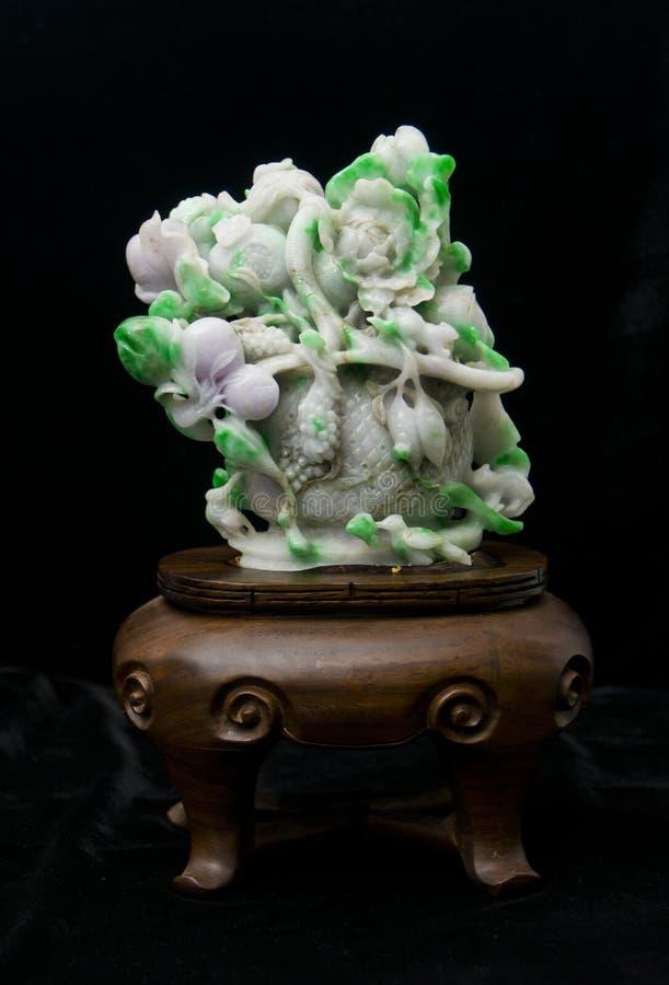 Jade royalty-vrije stock foto