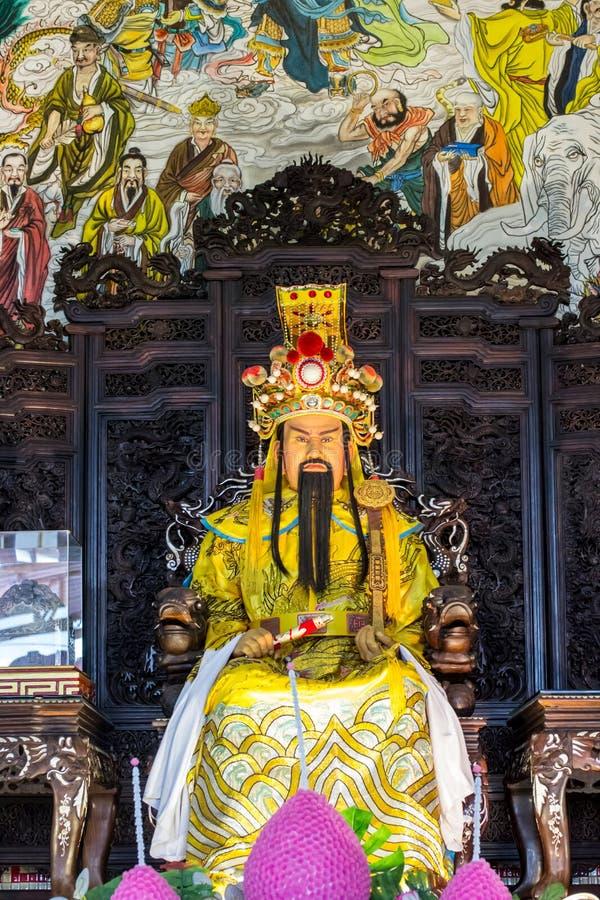 Jade Emperor royaltyfri fotografi