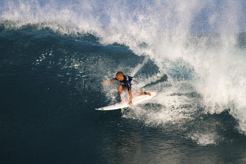 Jadson Andre of Brazil, Surfing at Off the Wall