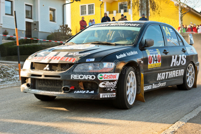 Download Jaenner-Rallye 2009 editorial photography. Image of auto - 7641172